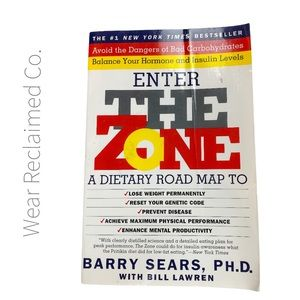 🛍3/$30 SALE🛍 Enter the Zone Dietary Road Map